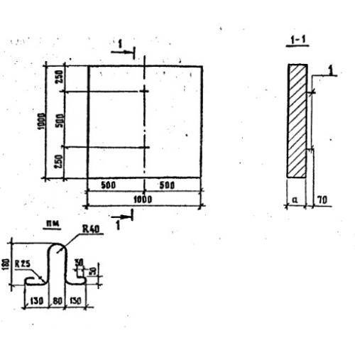 Пб 1-16 (пб 1-12) по стандарту.